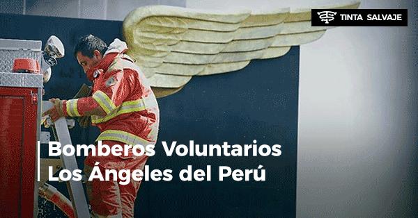 Bomberos Voluntarios | Los Ángeles del Perú