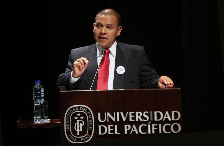 Miguel Hilario propone eliminar la inmunidad
