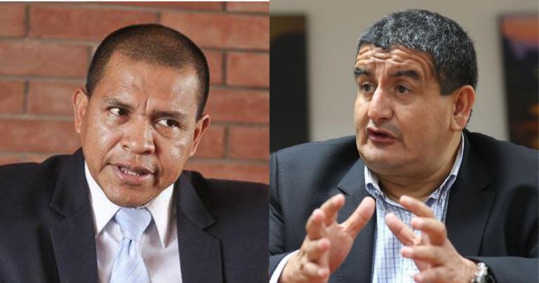 Hilario exige salida de Acuña de comisión de presupuesto