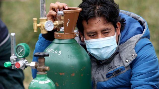 DIGEMID «sabotea» venta de Oxígeno